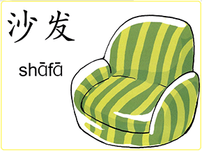 看图学词 Furniture vocab